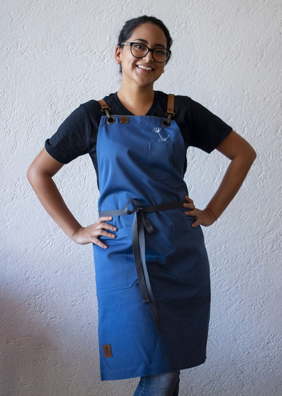 Mandil personalizadle para chef